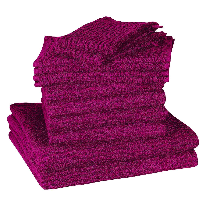 Handdoeken Wave (12-delige set), Vestio