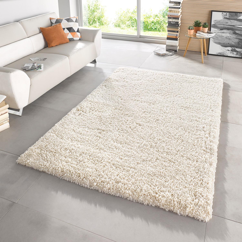 home24 Mint Rugs Teppich Venice Uni Beige Rechteckig 160x230 cm (BxT) Modern Kunstfaser