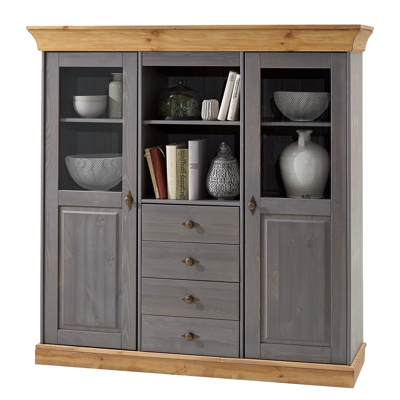 highboard in grau preisvergleich die besten angebote online kaufen. Black Bedroom Furniture Sets. Home Design Ideas