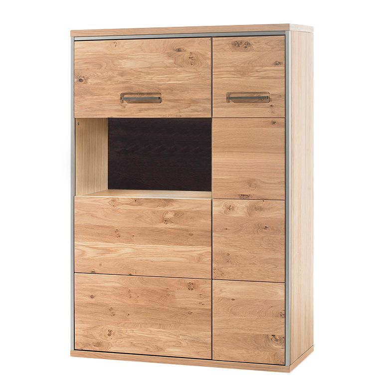 highboard eiche preisvergleich die besten angebote. Black Bedroom Furniture Sets. Home Design Ideas