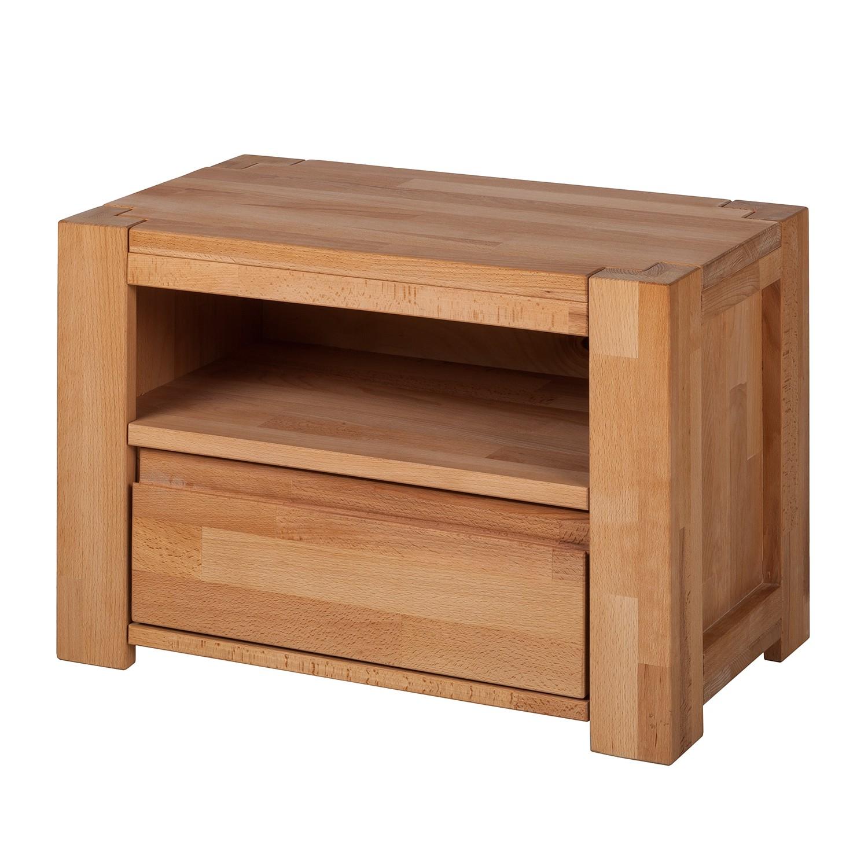 Comodino in legno massello ParosWood, Ars Natura