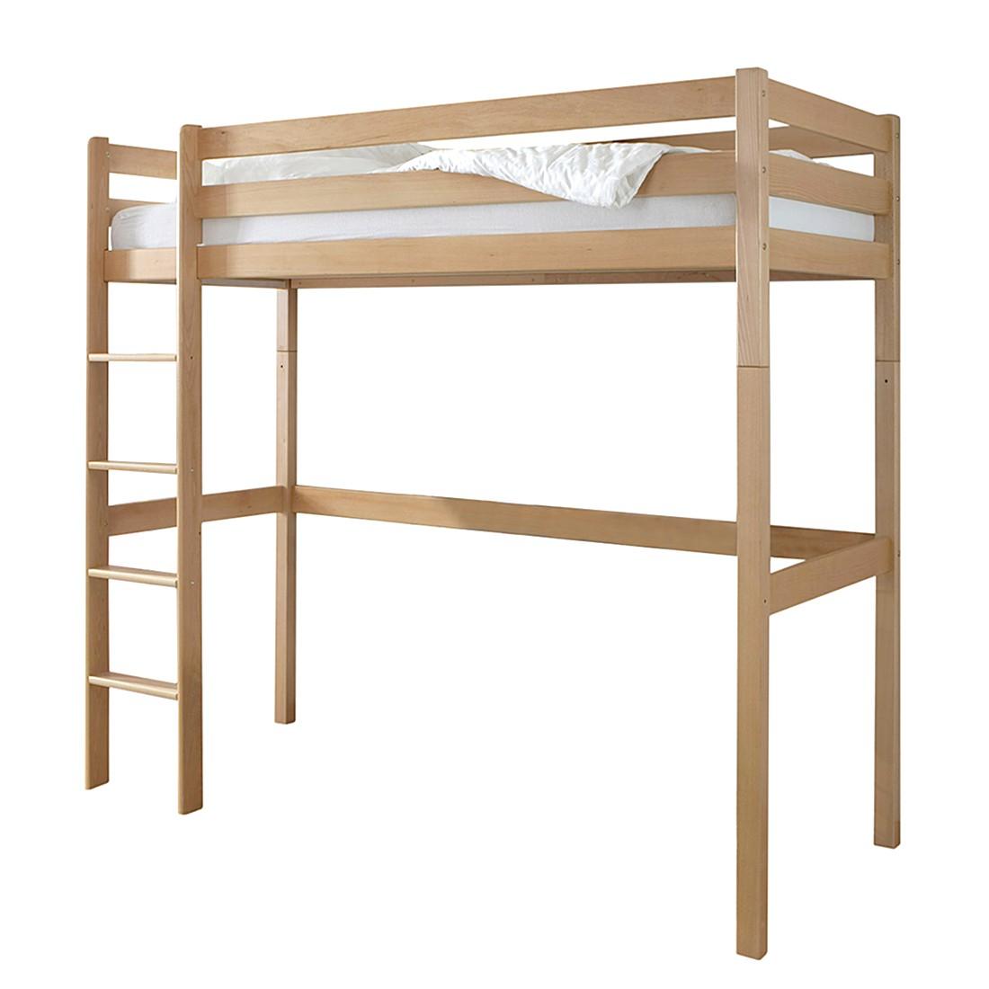 home24 Hochbett Tolly I | Kinderzimmer > Kinderbetten > Hochbetten | Beige | Ticaa