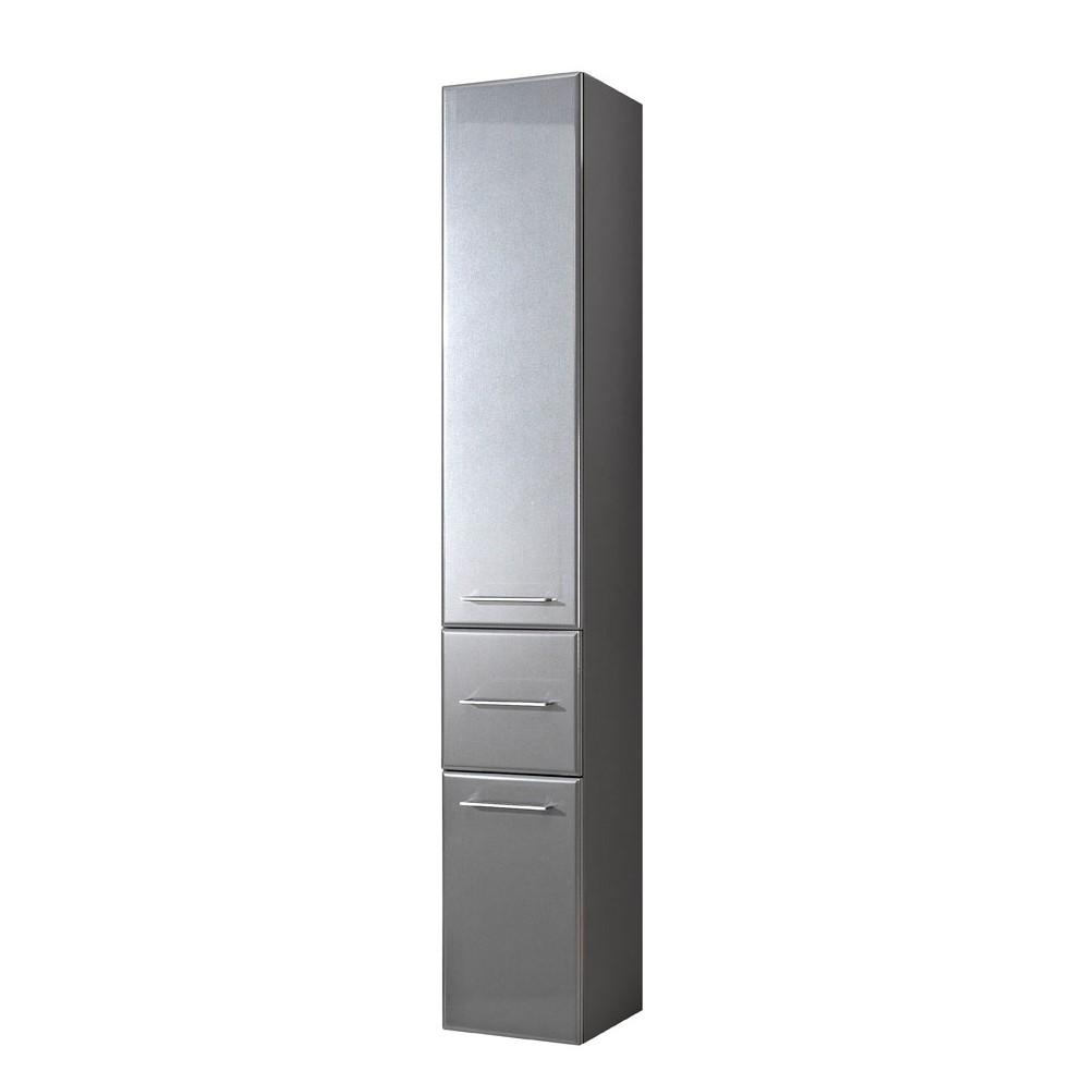 home24 Hochschrank Java Grey