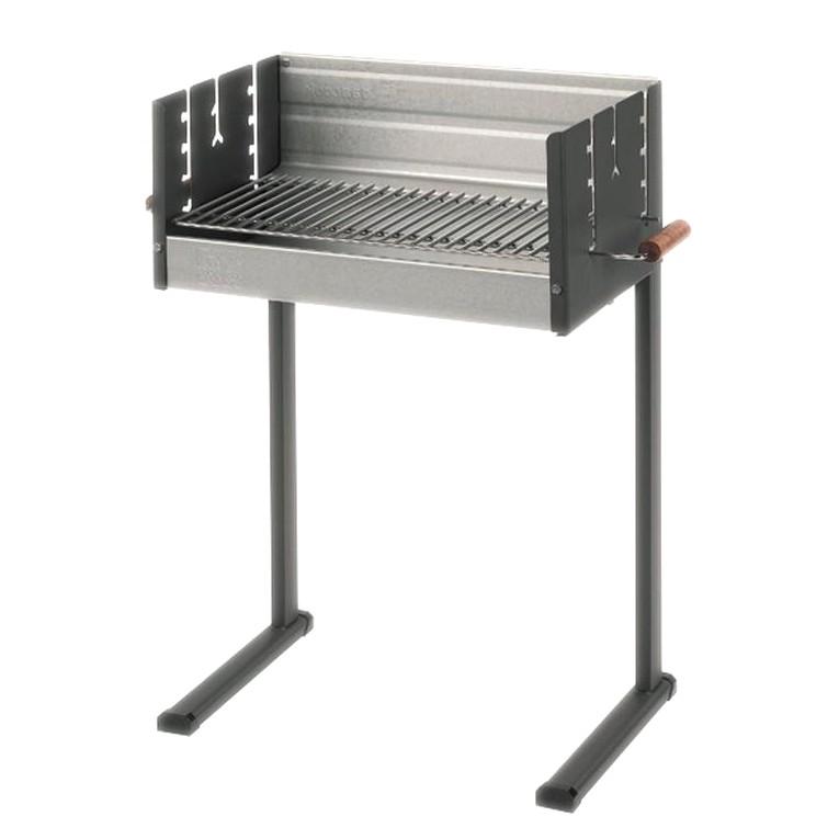 Holzkohlegrill 7100 - Metall, Dan Cook