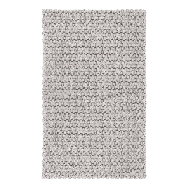 In- und Outdoor-Teppich Uni (handgewebt)