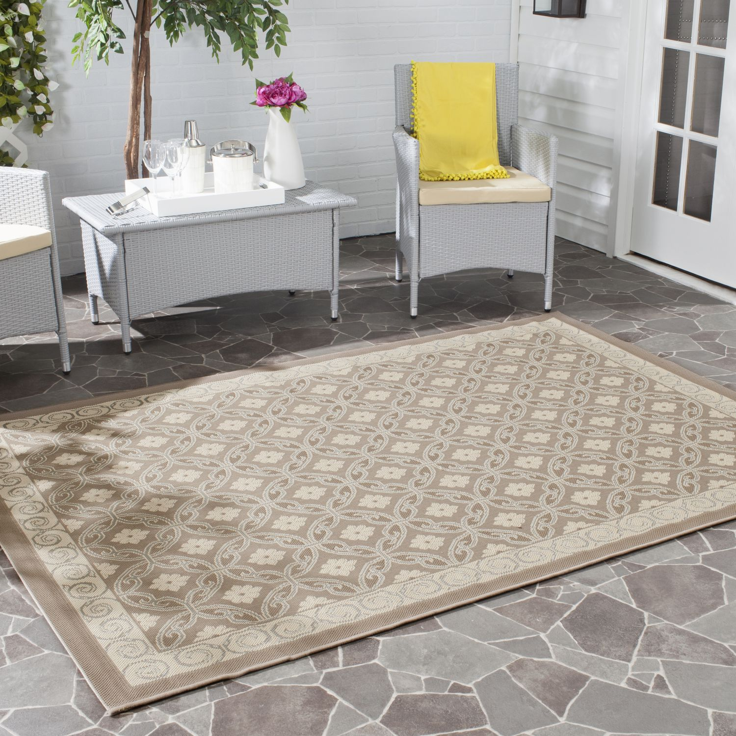 home24 In-/Outdoorteppich Theodore