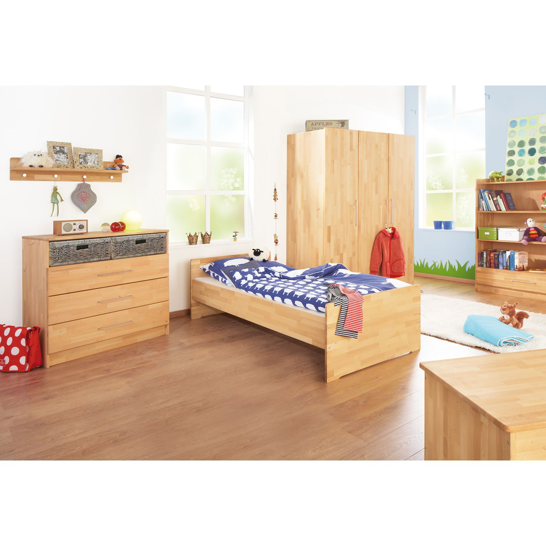 home24 Jugendzimmer Natura Kids (3-teilig) | Kinderzimmer > Jugendzimmer > Komplett-Jugendzimmer | Pinolino