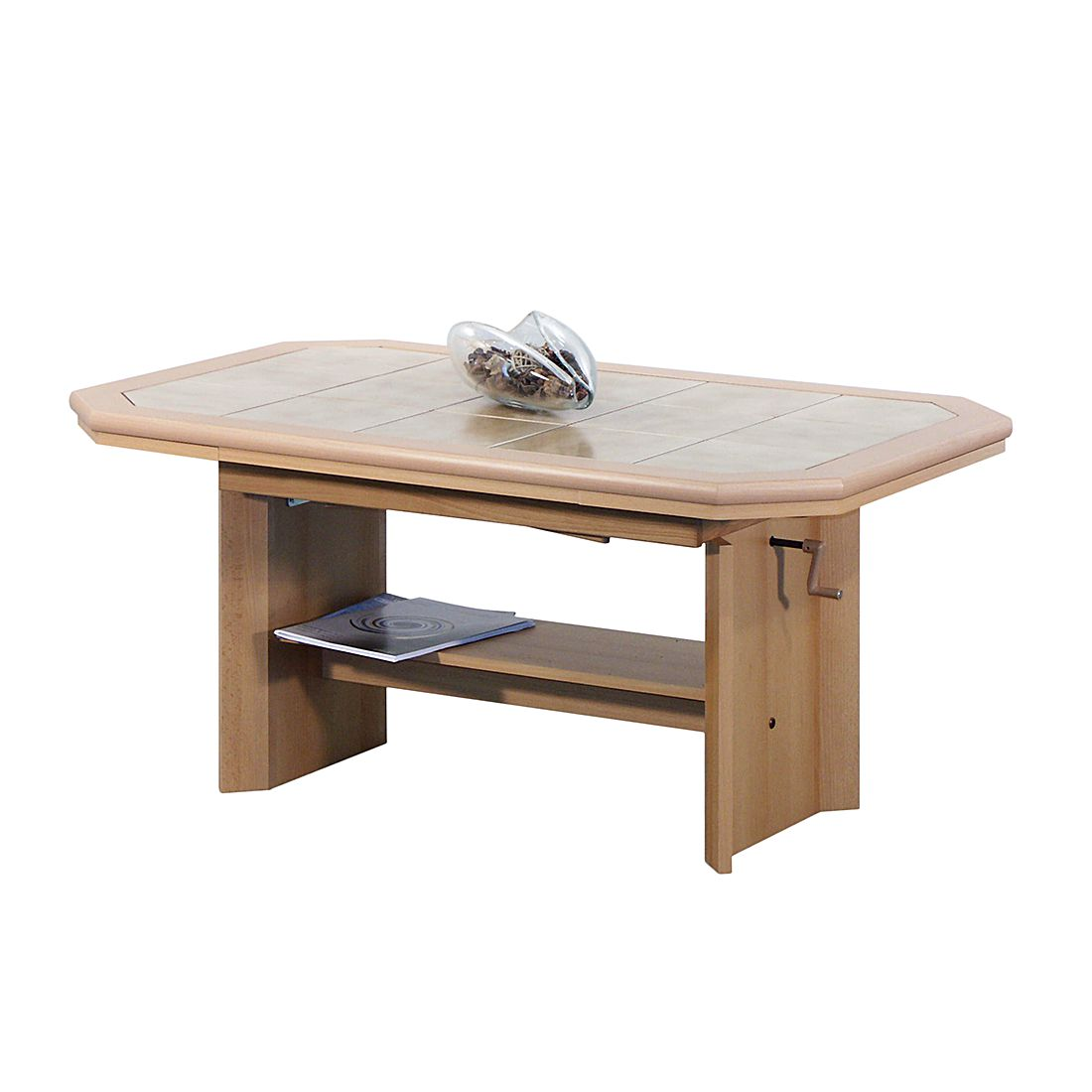 Tavolino da salotto con piastrelle Tim, Home Design