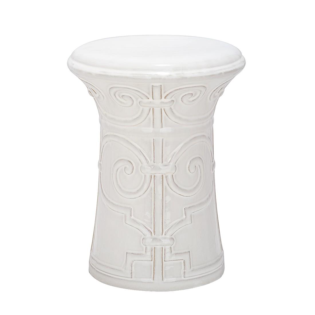Keramikhocker Imperial