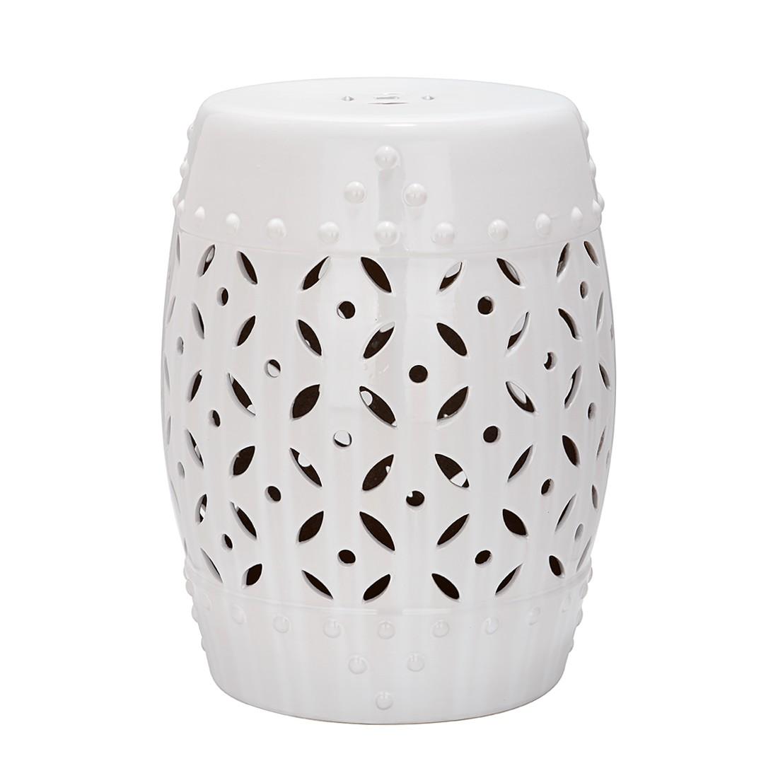 Keramikhocker Muenze