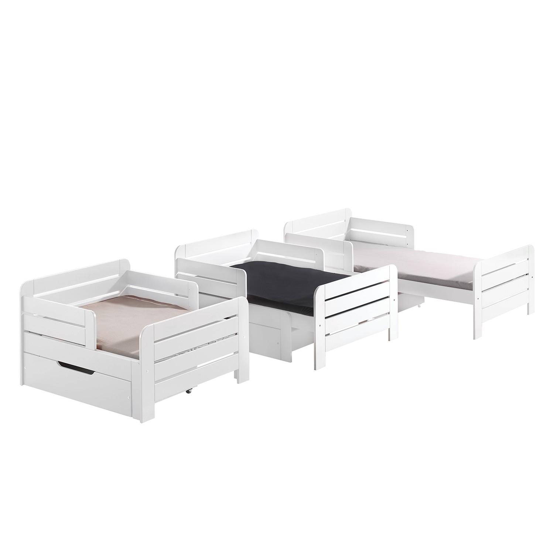 bett mit schubladen preisvergleich die besten angebote. Black Bedroom Furniture Sets. Home Design Ideas
