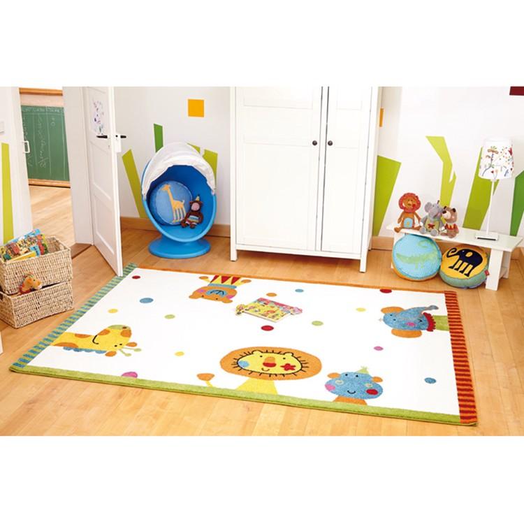 home24 Kinderteppich Animal Festival | Kinderzimmer > Textilien für Kinder | Textil | Sigikid