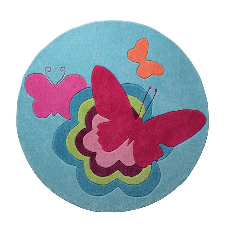 Kinderteppich Butterflies, Esprit