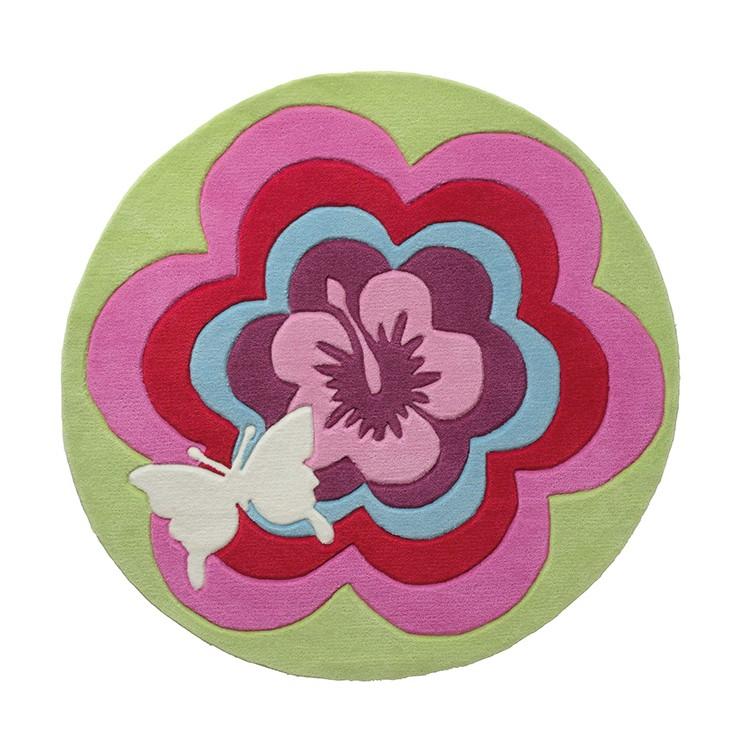 Kinderteppich Fantasy Flower, Esprit
