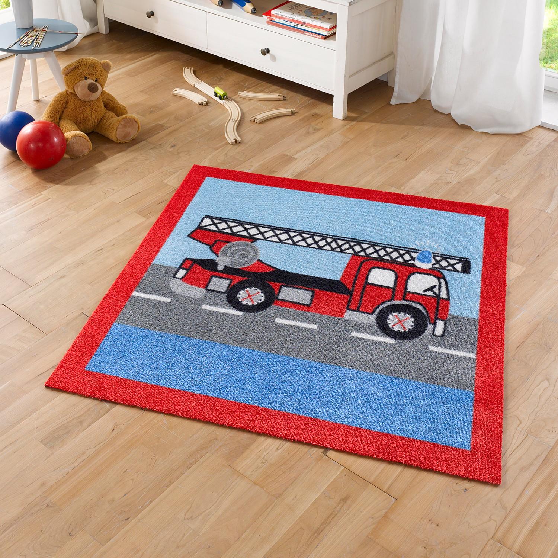 Zala Living Kinderteppich Feuerwehr