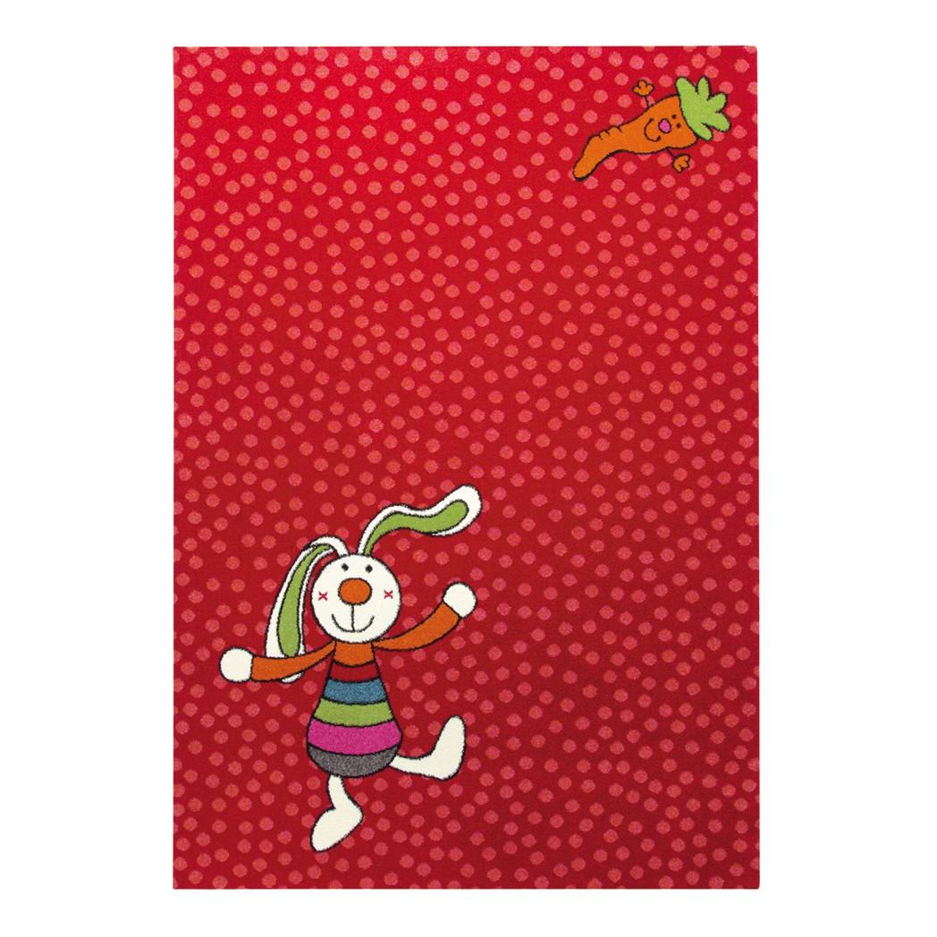 home24 Kinderteppich Rainbow Rabbit