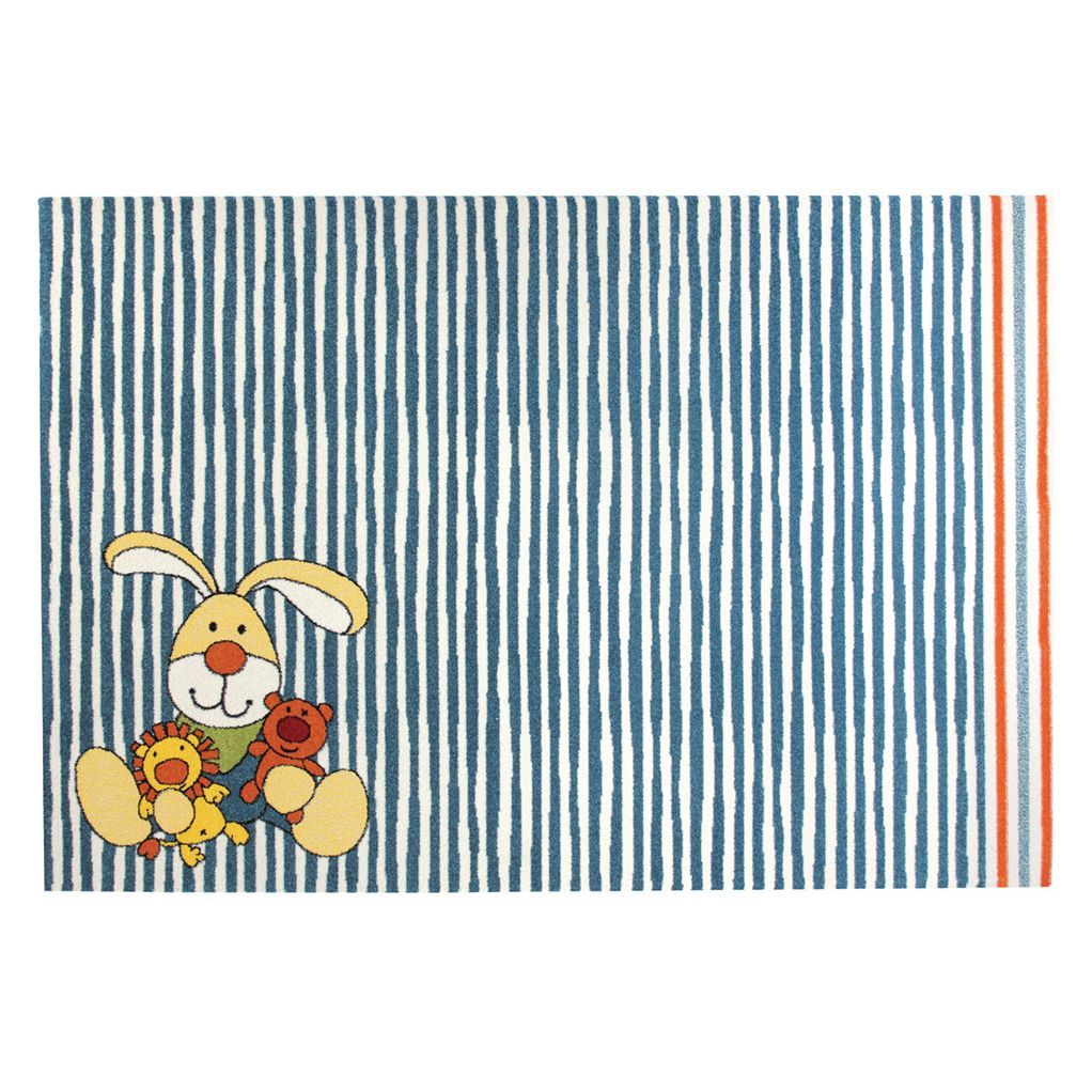 home24 Kinderteppich Semmel Bunny | Kinderzimmer > Textilien für Kinder > Kinderteppiche | Beige | Textil | Sigikid