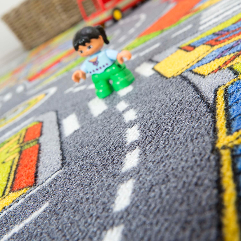 home24 Kinderteppich Strasse | Kinderzimmer > Textilien für Kinder > Kinderteppiche | andiamo