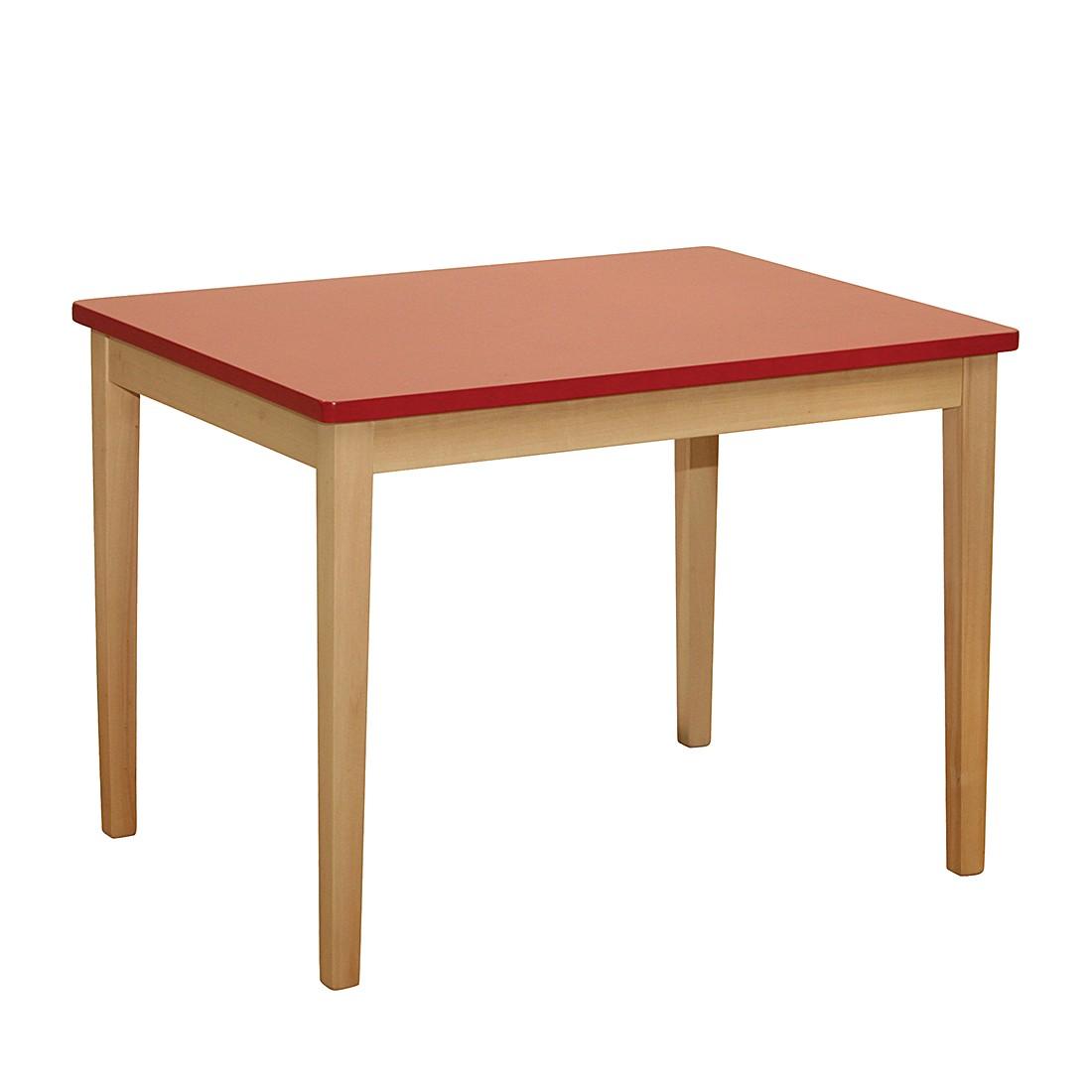 home24 Kindertisch Purus   Kinderzimmer > Kindertische   Beige   Holz - Holzwerkstoff   Roba