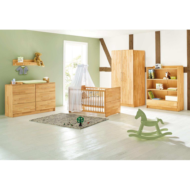 Designer Möbel Trends Pinolino Babyzimmerset Natura Kids 3 Teilig