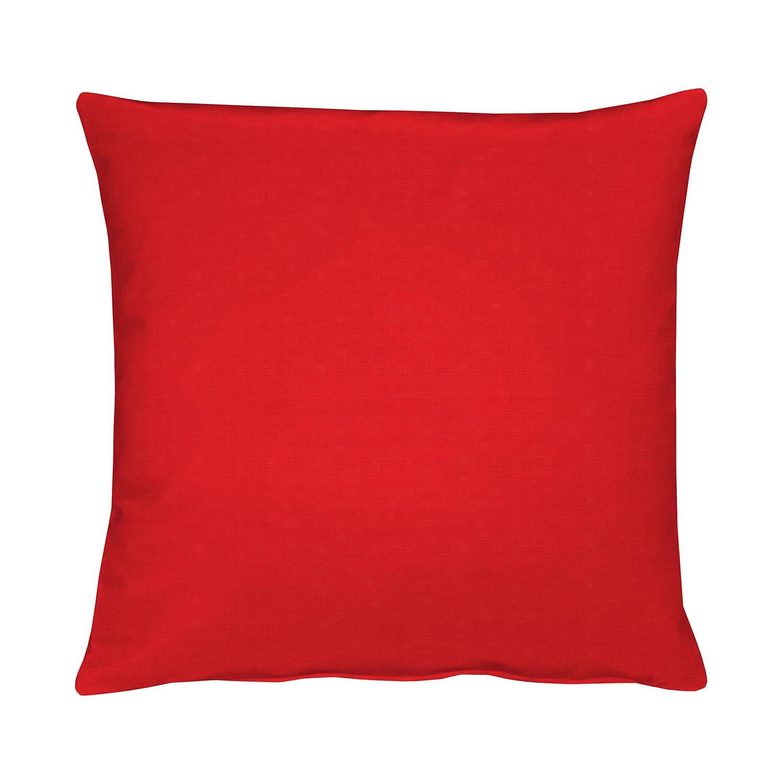 Apelt Kissen Kanada Rot 48x48 cm (BxH) Modern Kunstfaser