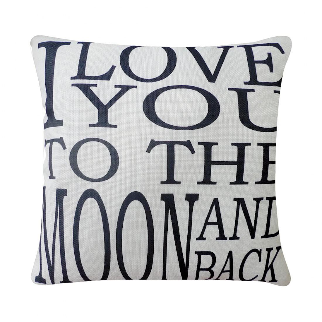 home24 Kissen Love Moon