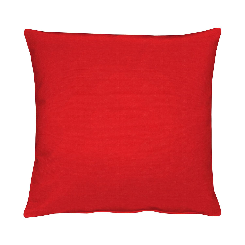 Apelt Kissenbezug Kanada Rot 49x49 cm (BxH) Modern Kunstfaser