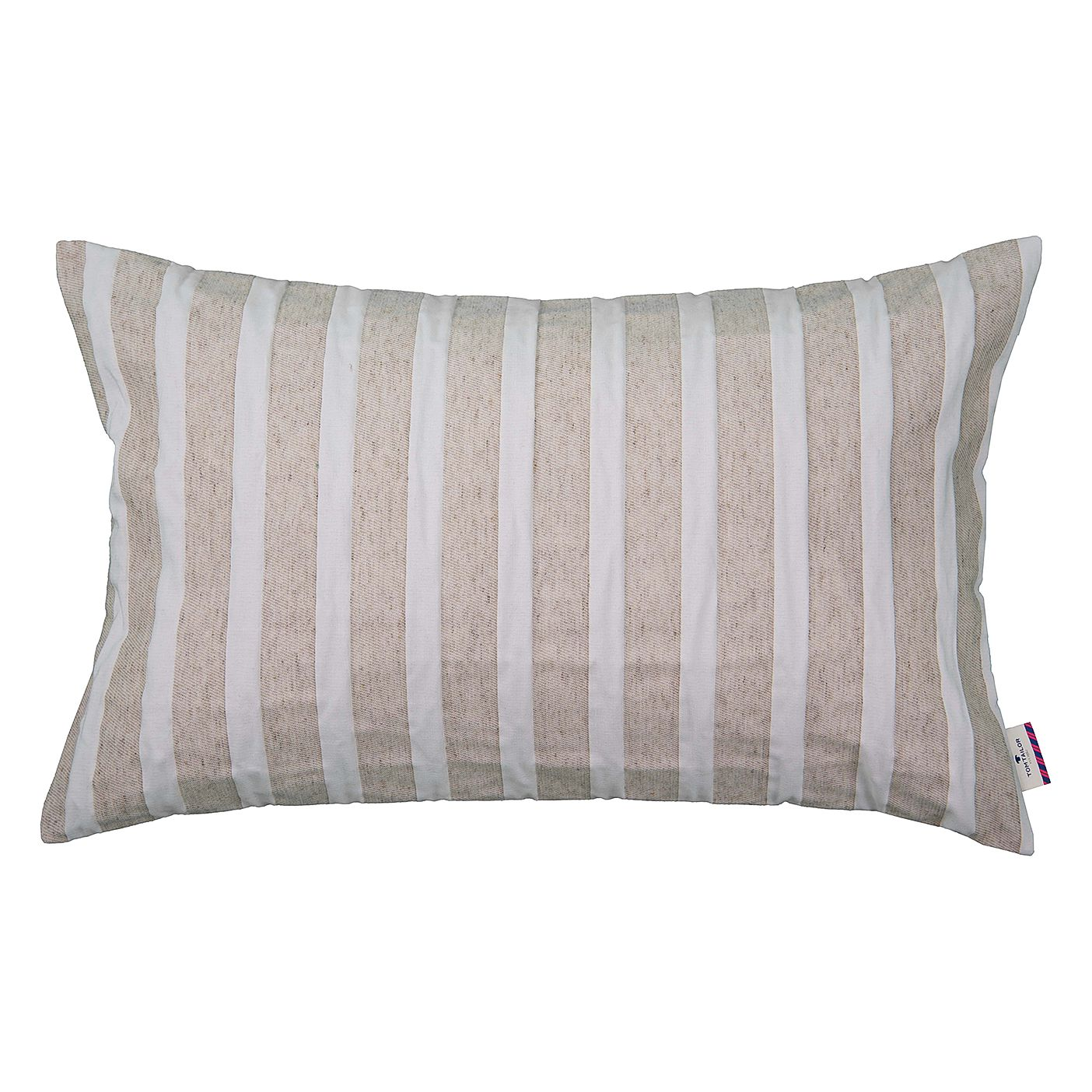 Image of Federa per cuscino Linen Stripes, Tom Tailor