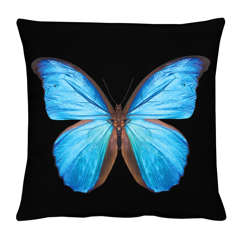 Kissenhuelle Schmetterling