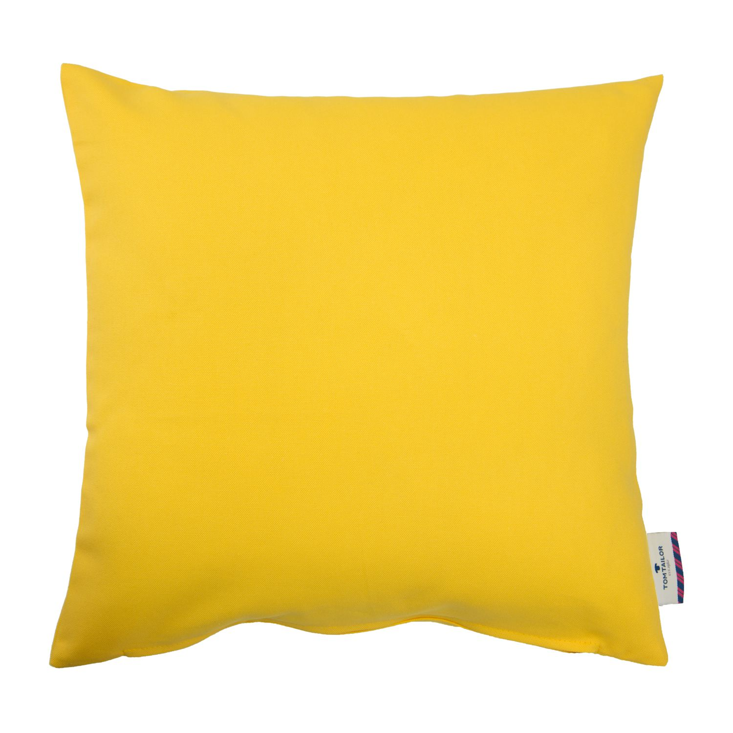 Image of Federa per cuscino T-Dove - Giallo limone - Dimensioni: 60 x 60 cm, Tom Tailor