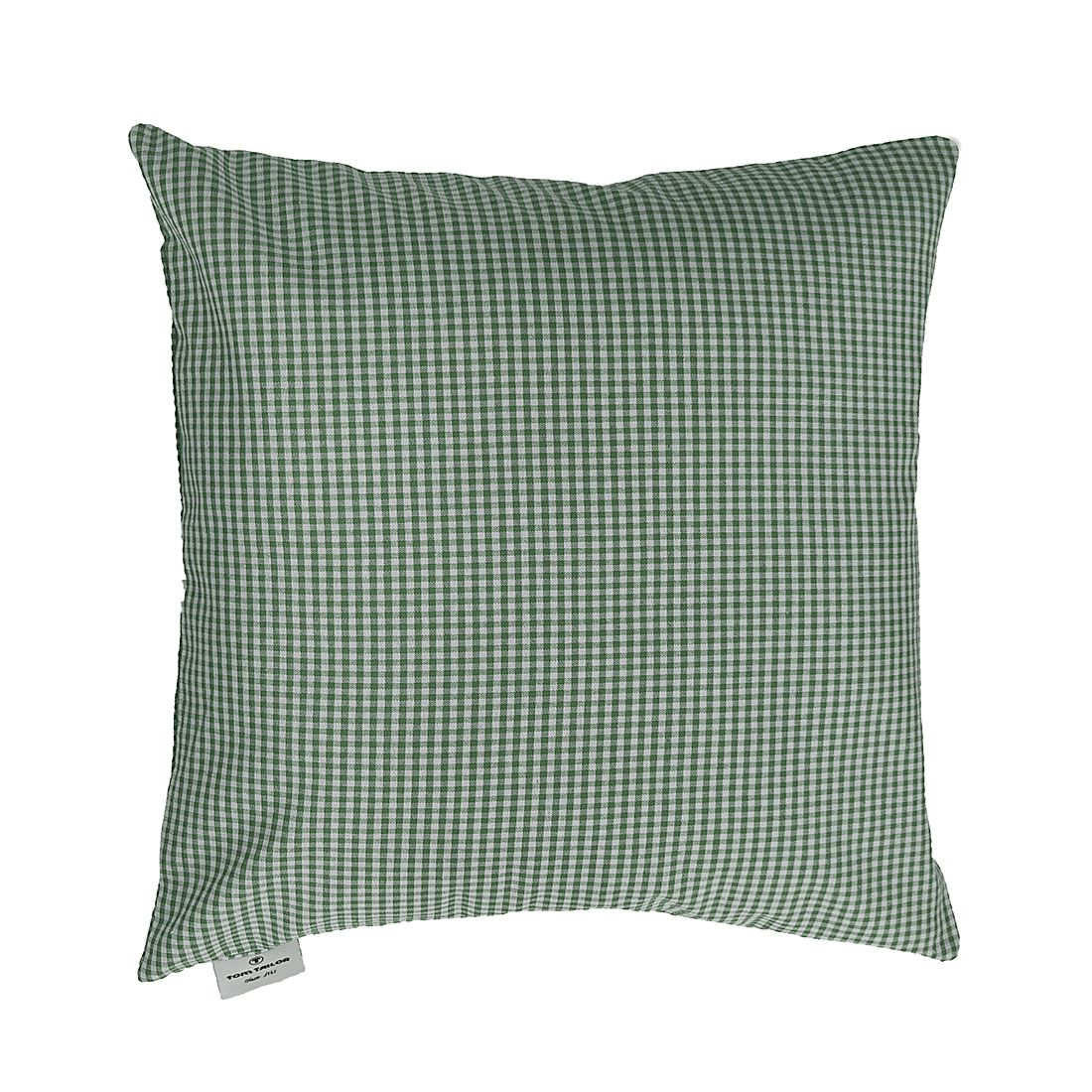 Image of Federa per cuscino T-Petty (40x40 cm) - Verde, Tom Tailor