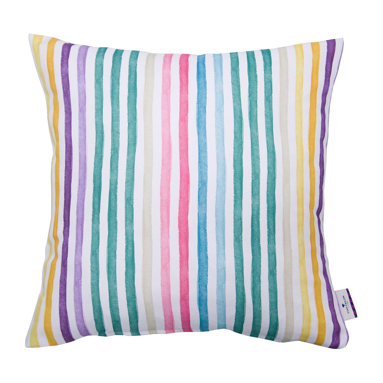 Kissenhuelle T-Rainbow Stripes