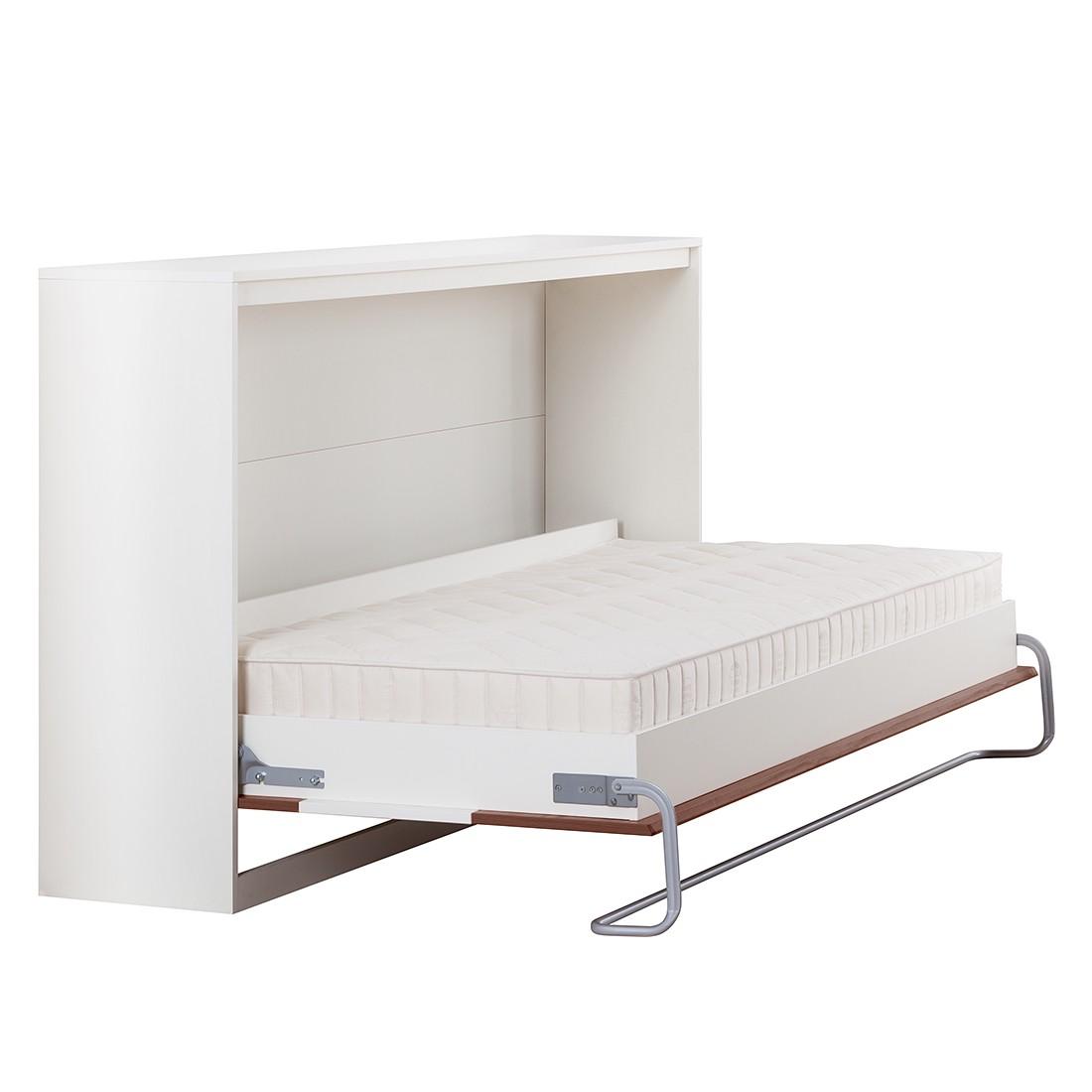 Schrankbett KiYDOO smart | Schlafzimmer > Betten > Schrankbetten | Weiss | Holzwerkstoff | KIYDOO