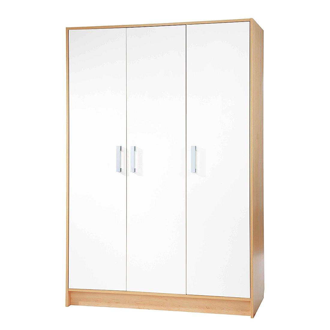 Armoire à vêtements Florian (3 portes)