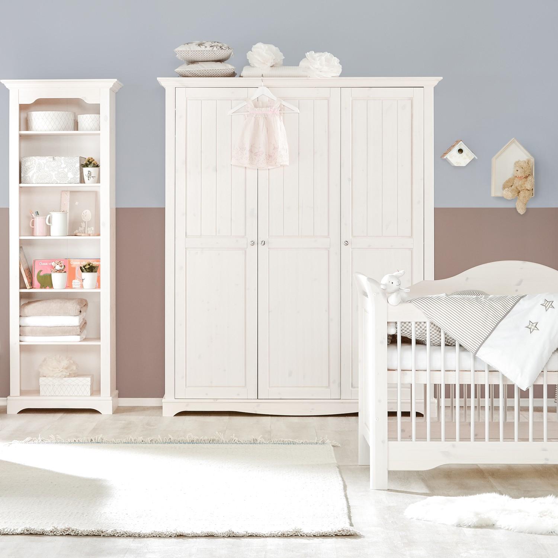 babyzimmer schrank awesome olek tlg babyzimmer schrank bett umbaubar wandregal eiche sgerau. Black Bedroom Furniture Sets. Home Design Ideas