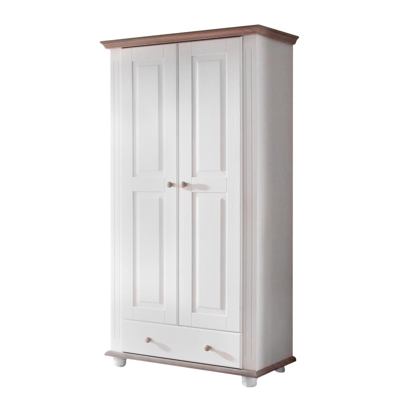 Armoire à vêtements Laura (2 portes)