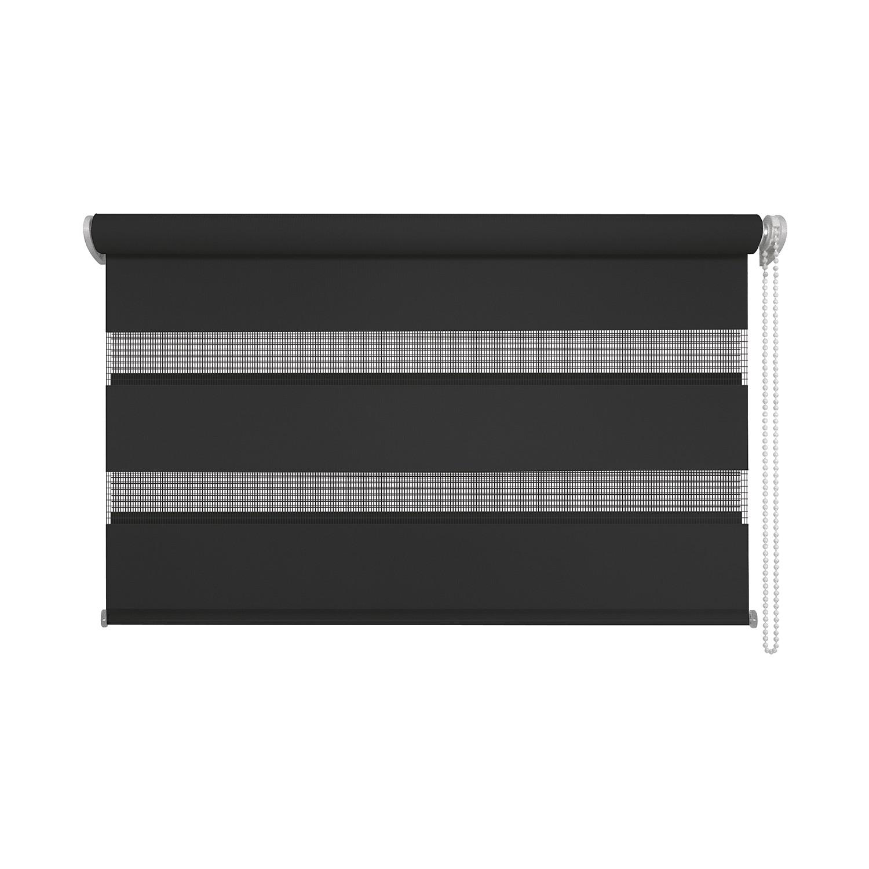 doppelrollo grau klemmfix simple lichtblick duorollo klemmfix cm x cm b x l with doppelrollo. Black Bedroom Furniture Sets. Home Design Ideas