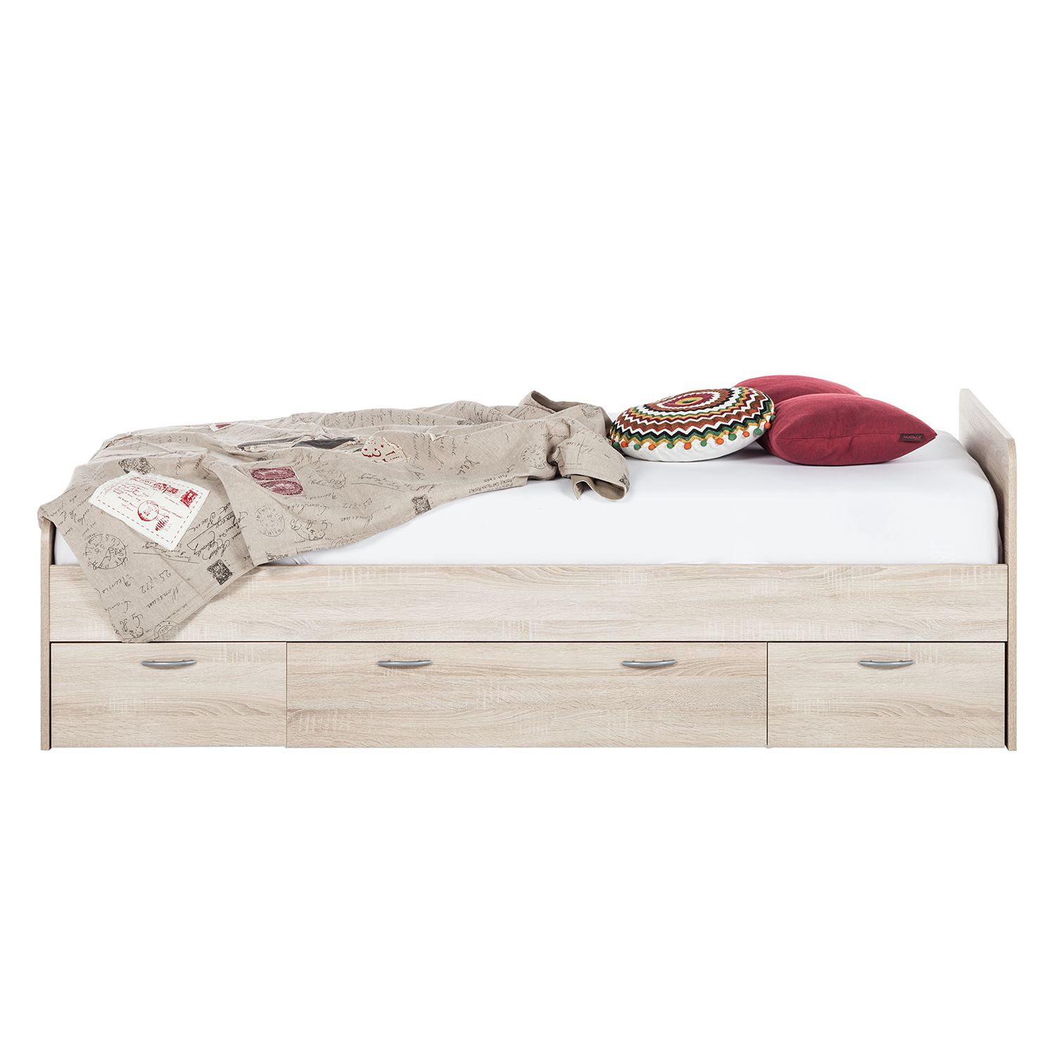 Bed met lades Boro II, Kids Club Collection