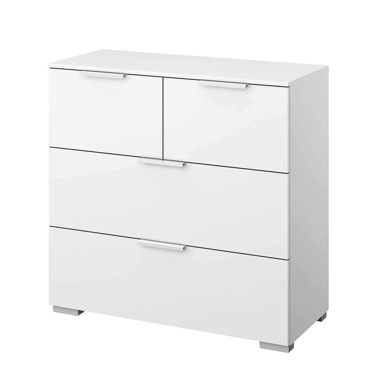Commode SKØP III - Blanc alpin, SKØP