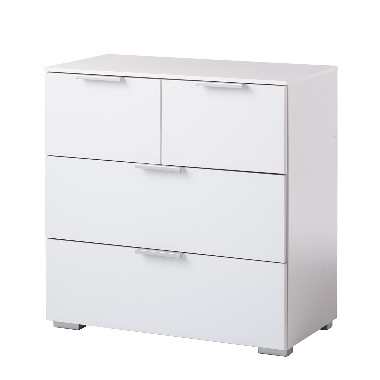 Kommode SKØP III - Aluminium