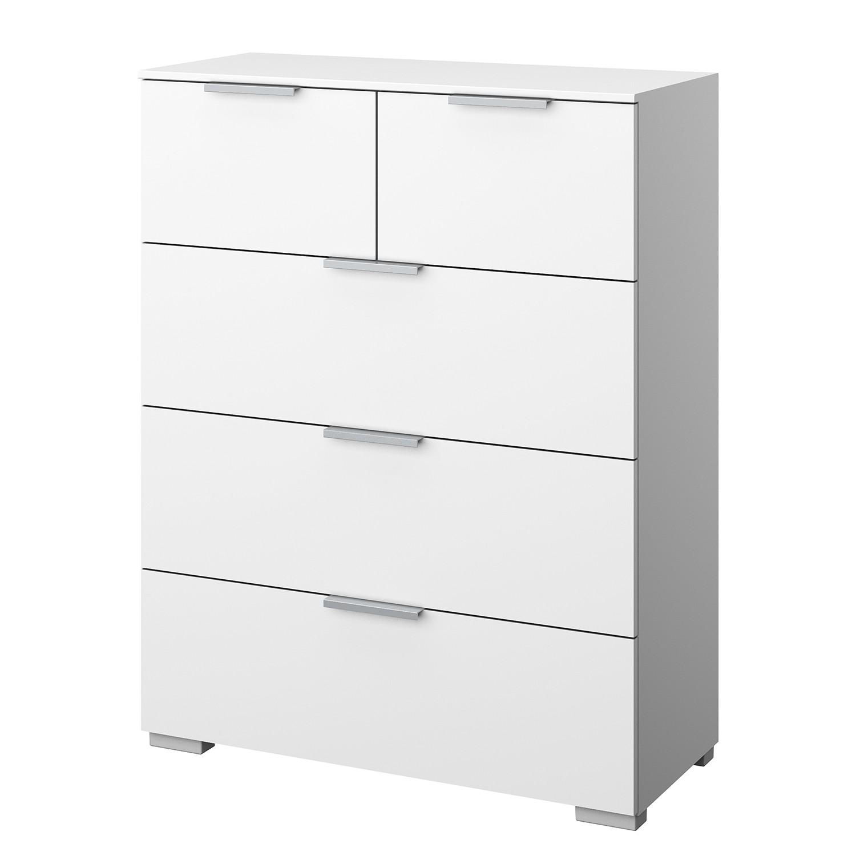 Commode SKØP VIII - Blanc alpin - Aluminium, SKØP