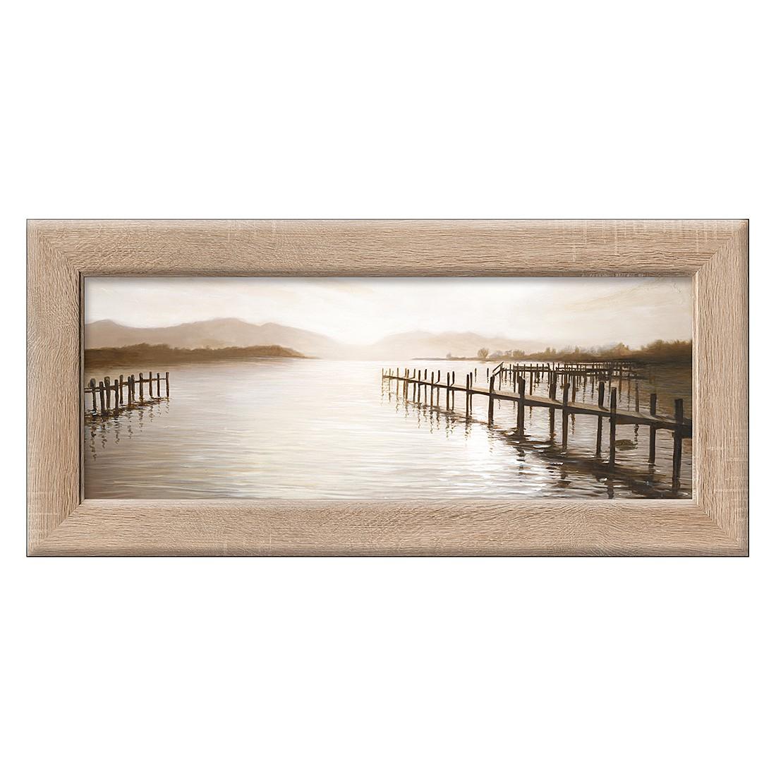 Kunstdruck Mountain lake