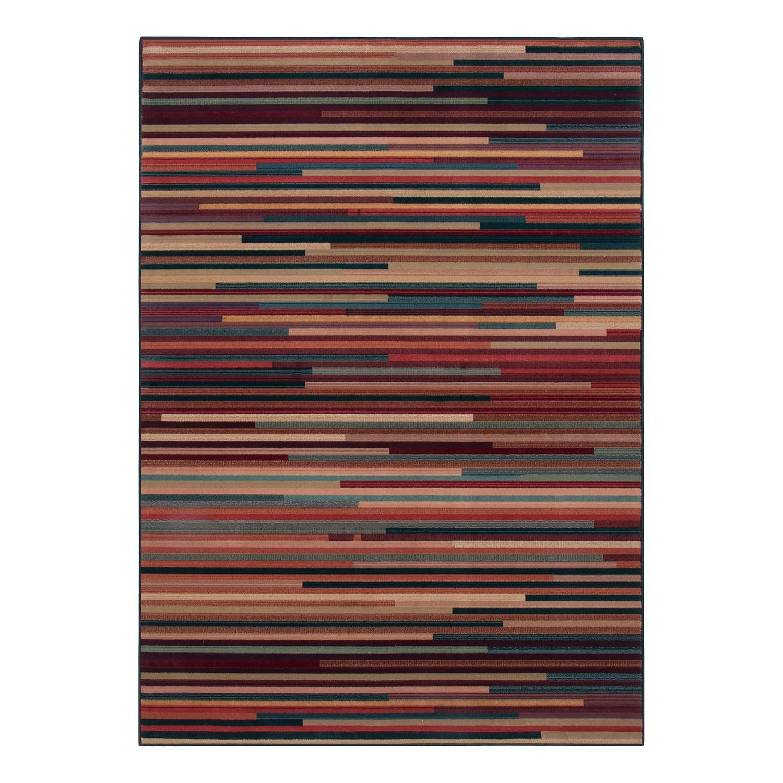 home24 Kurzflorteppich Gabiro Stripe