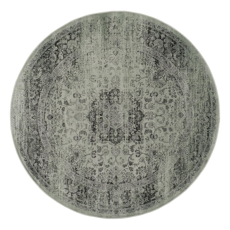 home24 Kurzflorteppich Truns | Heimtextilien > Teppiche | Grau | Textil | Safavieh