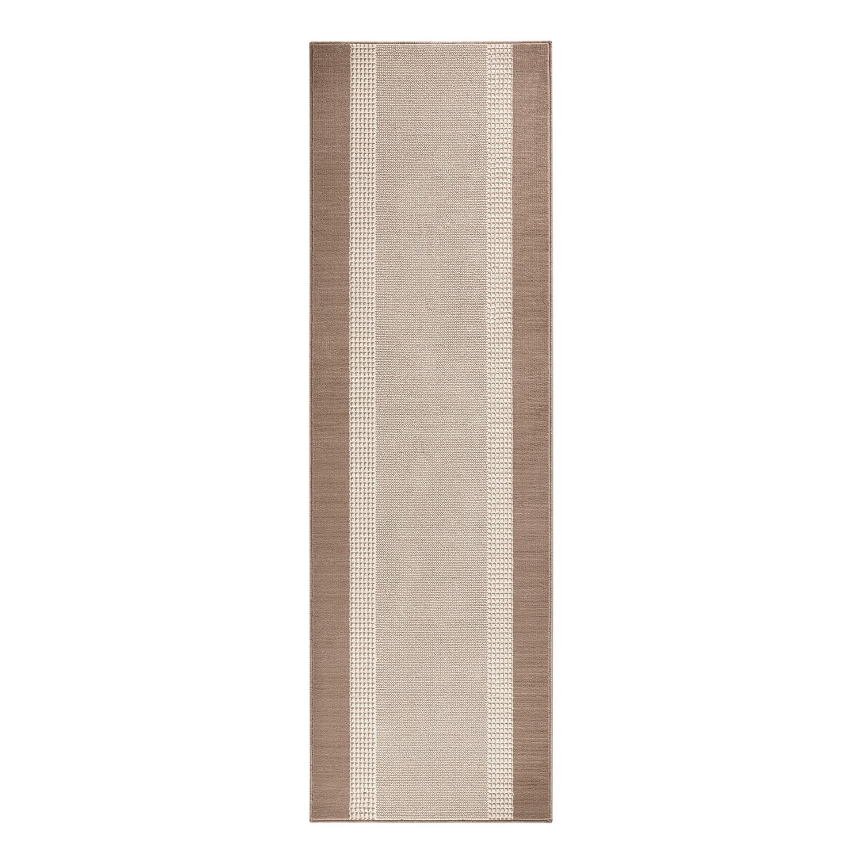 Läufer Band - Kunstfaser - Beige - 80 x 200 cm, Hanse Home Collection
