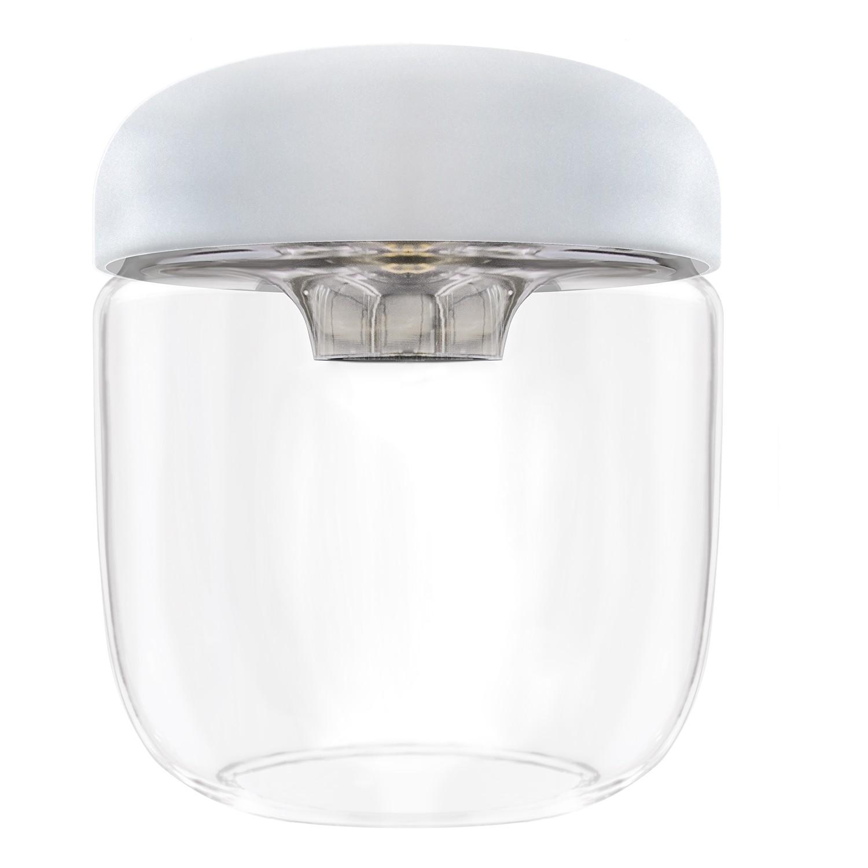 Lampenschirm Acorn Glans   Lampen > Lampenschirme und Füsse > Lampenschirme   Weiss   Glas - Kunststoff   VITA Copenhagen