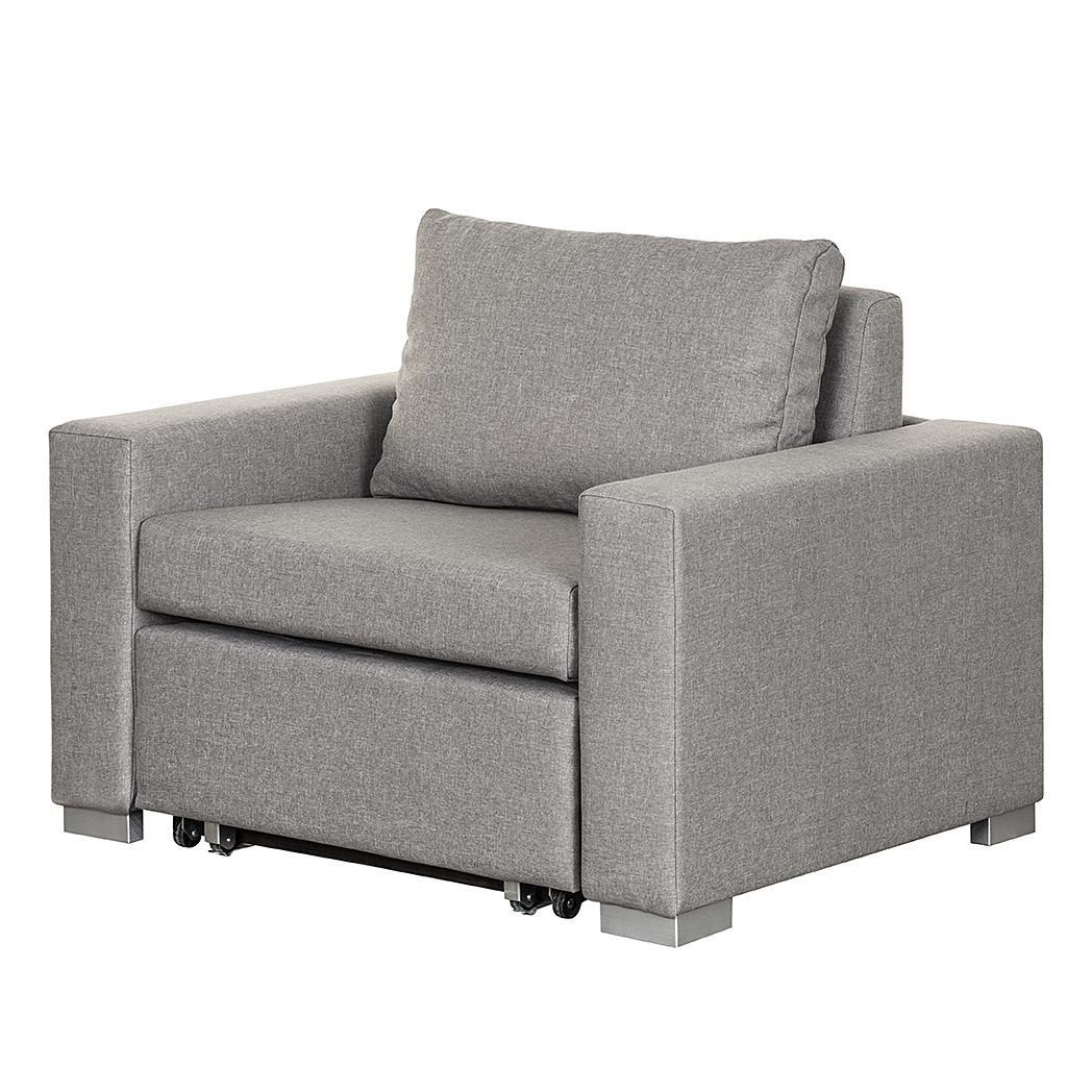 home24 Schlafsessel Latina IV Webstoff | Schlafzimmer > Schlafsofas > Schlafsessel | mooved