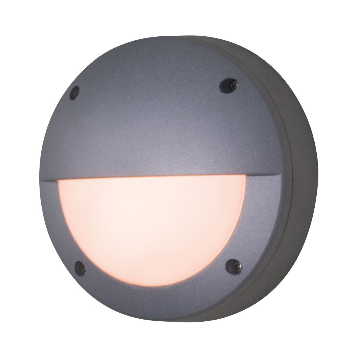 home24 LED Aussen-Wand- Deckenleuchte 1-flammig