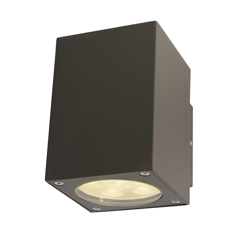 Lampada LED da parete per esterni Down, Naeve