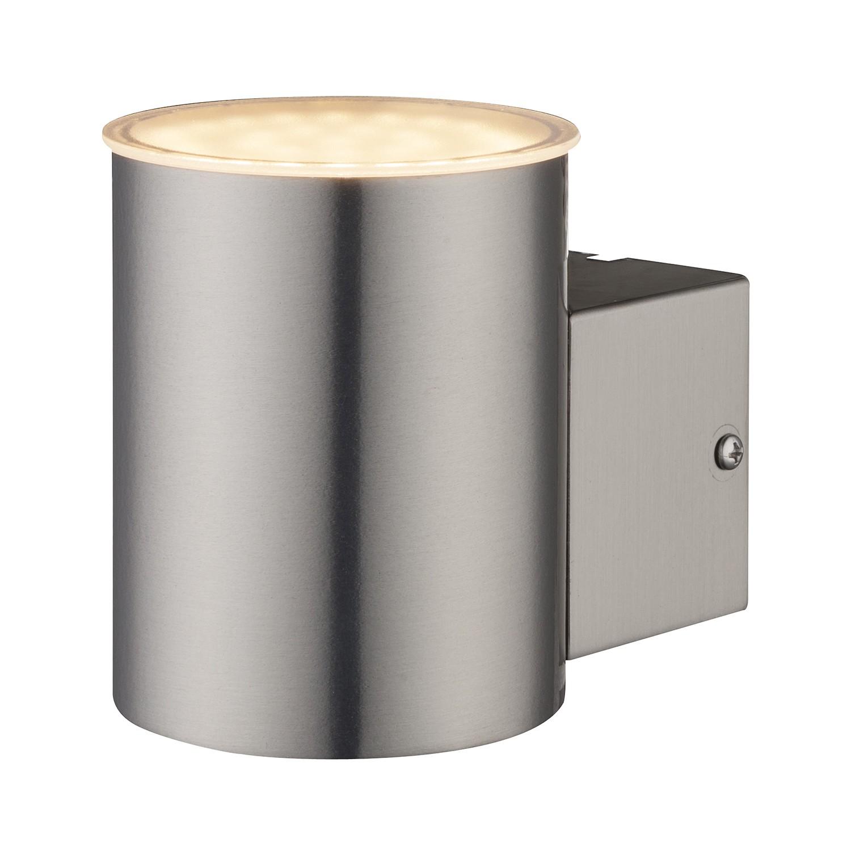 eek a luminaire d 39 ext rieur led gantar iii acier. Black Bedroom Furniture Sets. Home Design Ideas